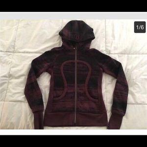 Lululemon x SoulCycle jacket